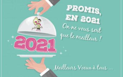 EN 2021, ON NE VOUS SERT QUE LE MEILLEUR
