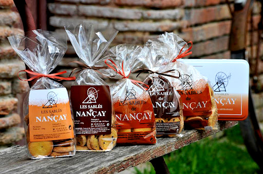 ON AIME LES SABLES DE NANCAY